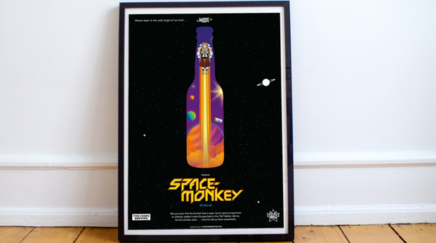 Vertigo 6 Marketing - Space Monkey