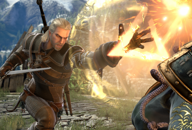 SOULCALIBUR VI WELCOMES GERALT OF RIVIA AS GUEST CHARACTER