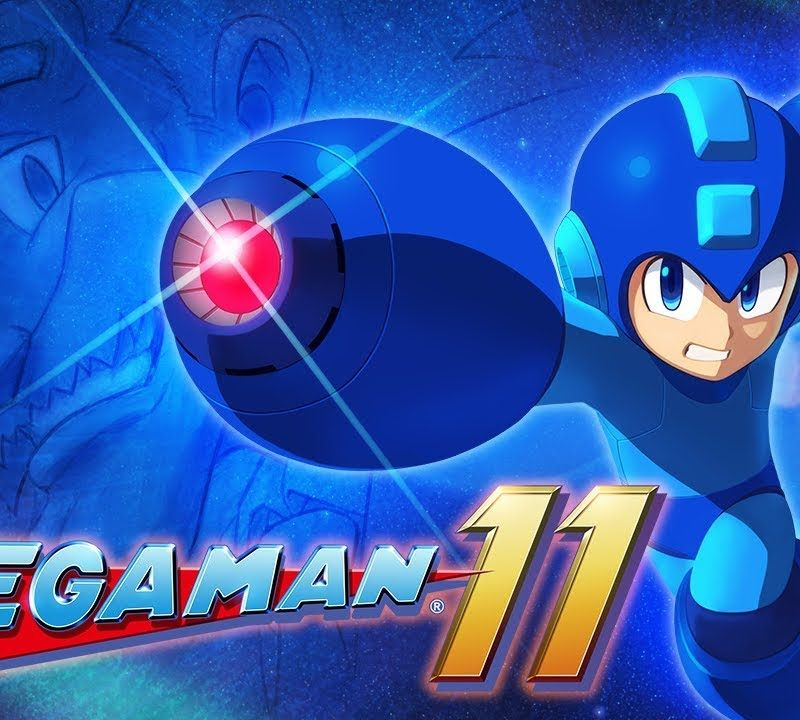 Mega Man 11 is Available Today, Marking the Long-Awaited Return of the Legendary Blue Bomber