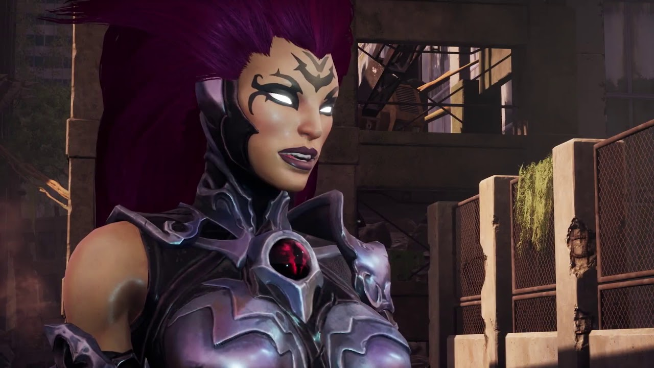 Darksiders III Fury Apocalypse