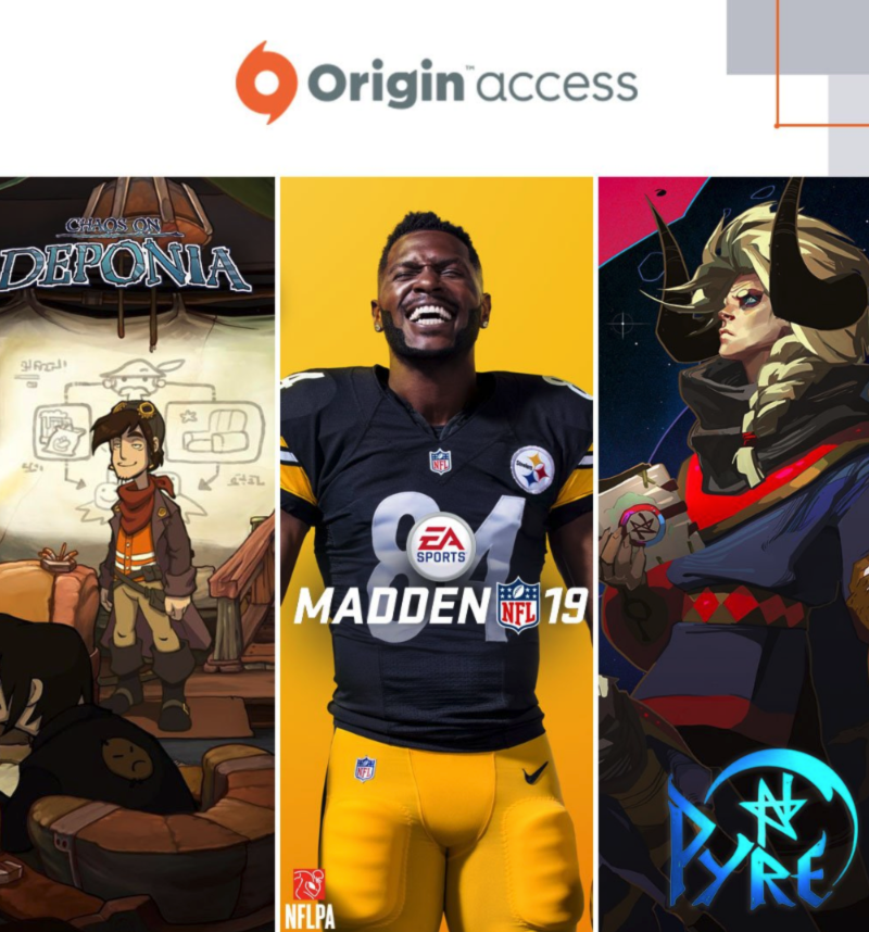 Origin Access Members Get Pyre and More This Month
