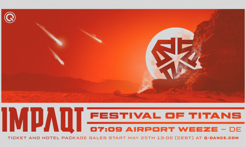 Q-dance returns to Airport Weeze with new harder styles festival IMPAQT