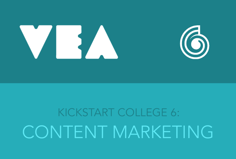 VEA College 6: Content Marketing