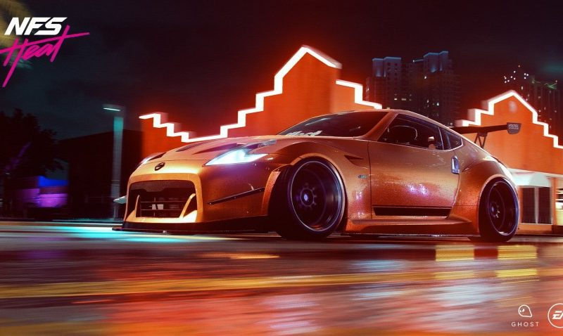'Race into the night' in Need for Speed Heat, nu verkrijgbaar