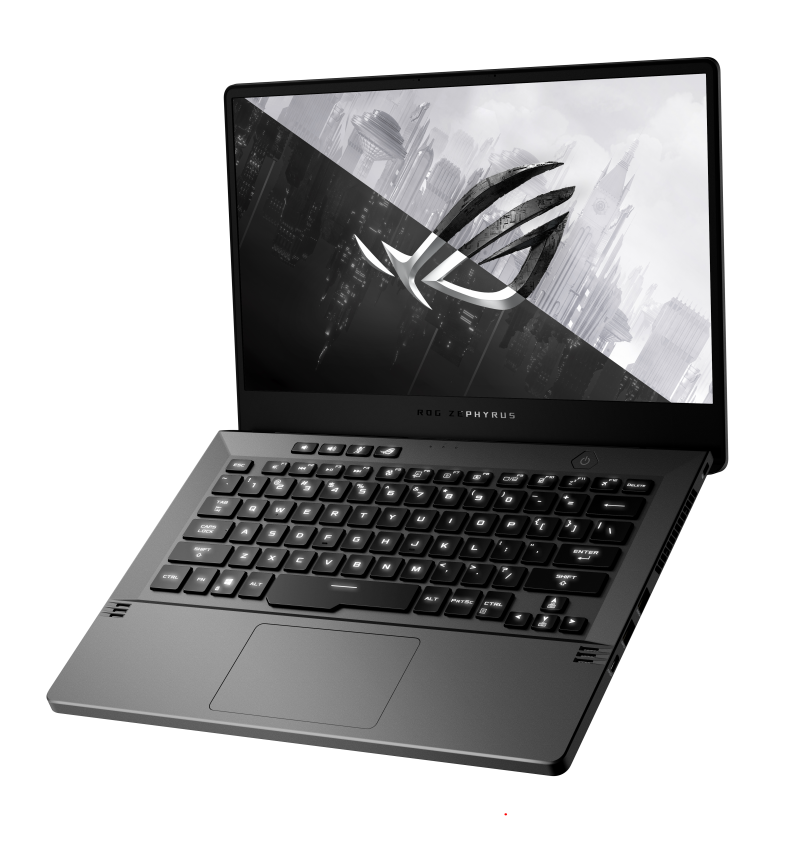 ASUS Republic of Gamers kondigt 's werelds krachtigste 14-inch gamingnotebook aan