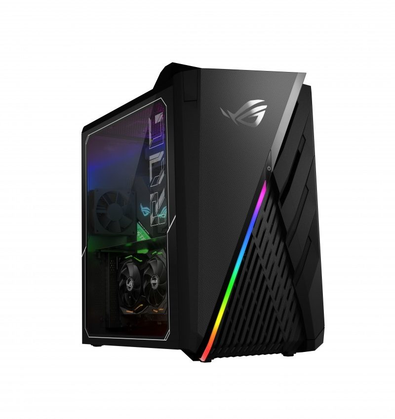 ASUS Republic of Gamers kondigt Strix GA35- en GT35-gamingdesktops aan