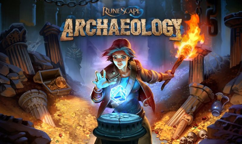 Archaeology, one of the most powerful skills ever to come to RuneScape, confirmed for March 30th