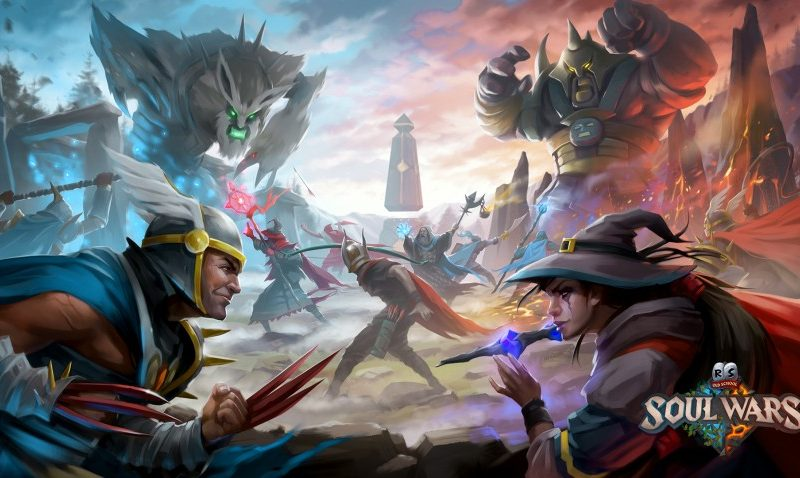 120 players face-off as epic PvP experience Soul Wars comes to Old School RuneScape
