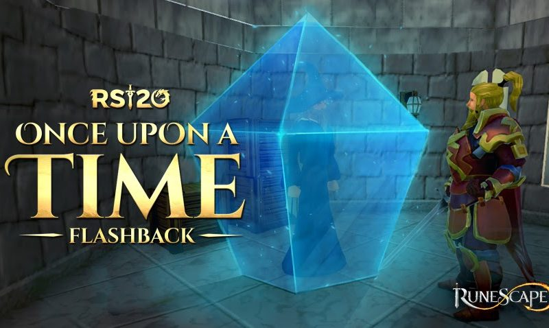 'Once Upon a Time: Flashback': The second part of the 20th anniversary storyline sends players on a journey to RuneScape's past to save its future